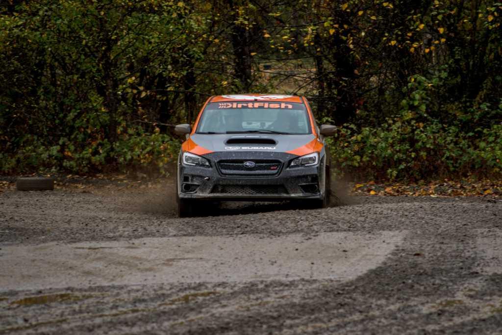 Dirt Fish Rally School Crystal Dalman